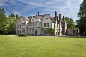 Sawston Hall in Cambridgeshire, which is on the market for £6 million