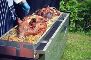 hog roast Newtown