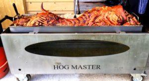 Hog Roast Linton